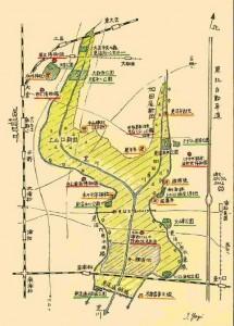 見沼イラストマップ